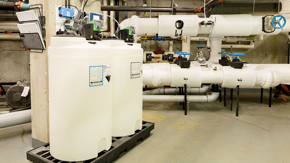 HYTEC DOUBLE WALLED PRODUCT TANKS